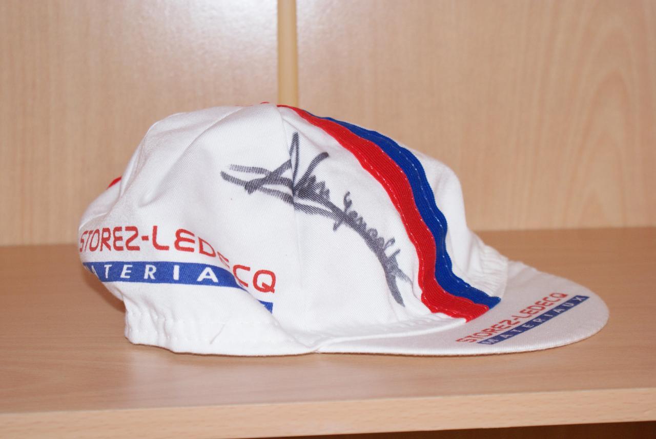 Casquette équipe AGRITUBEL//CAP Agritubel équipe